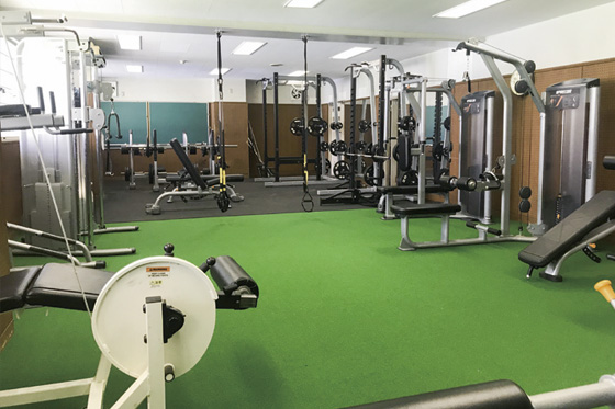 [1F] トレーニング室