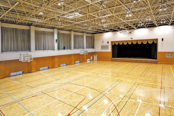 [1F] 第1体育館メインフロア