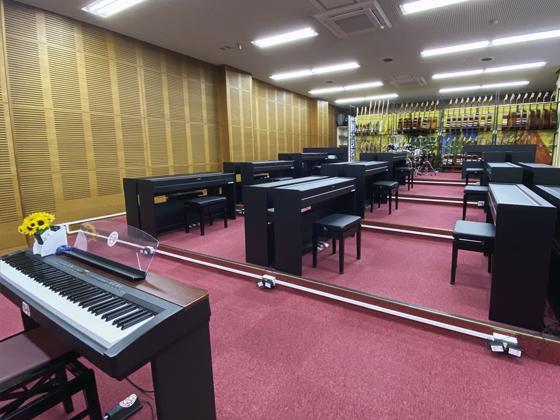 [B1F] 音楽室